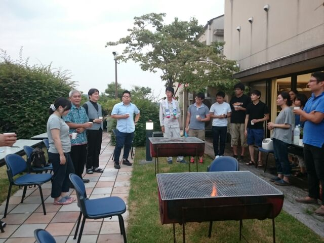 13.研修後の懇親会